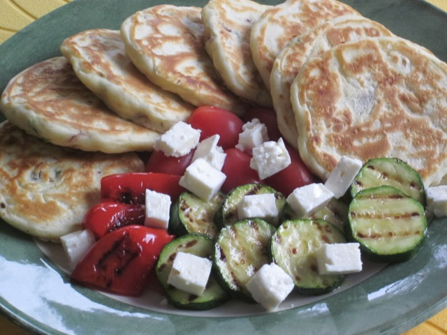 Sundried Tomato Pikelets myfavouritepastime.com_1520