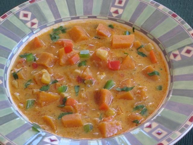 Sweet Potato and Corn Soup myfavouritepastime.com_1641