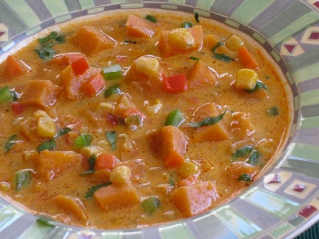 Sweet Potato and Corn Soup myfavouritepastime.com_1823