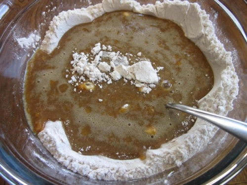 Sweet Potato Muffins with Maple Glaze myfavouritepastime.com_1816