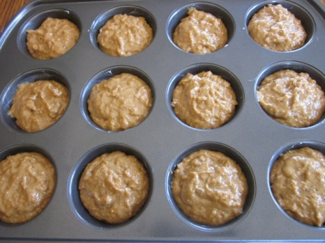 Sweet Potato Muffins with Maple Glaze myfavouritepastime.com_1820