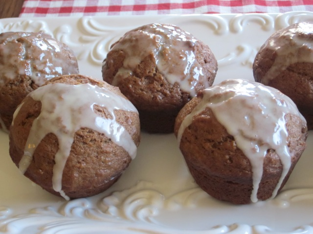 Sweet Potato Muffins with Maple Glaze myfavouritepastime.com_1841