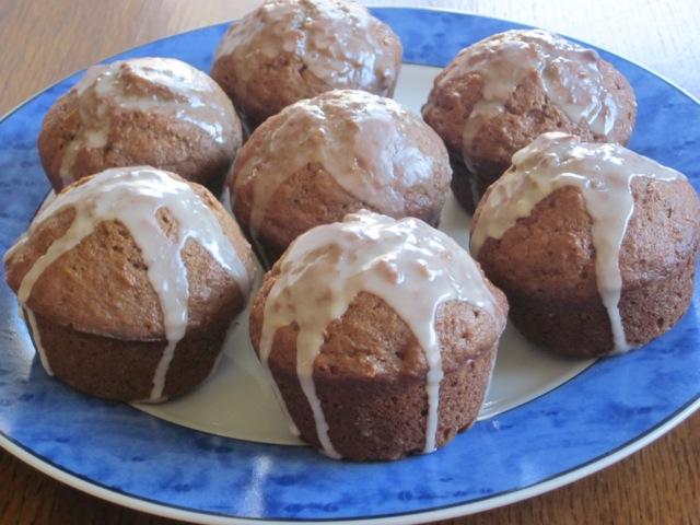 Sweet Potato Muffins with Maple Glaze myfavouritepastime.com_1844