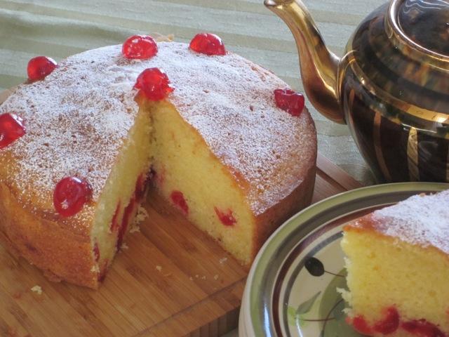 Cherry Genoa Cake myfavouritepastime.com_9923