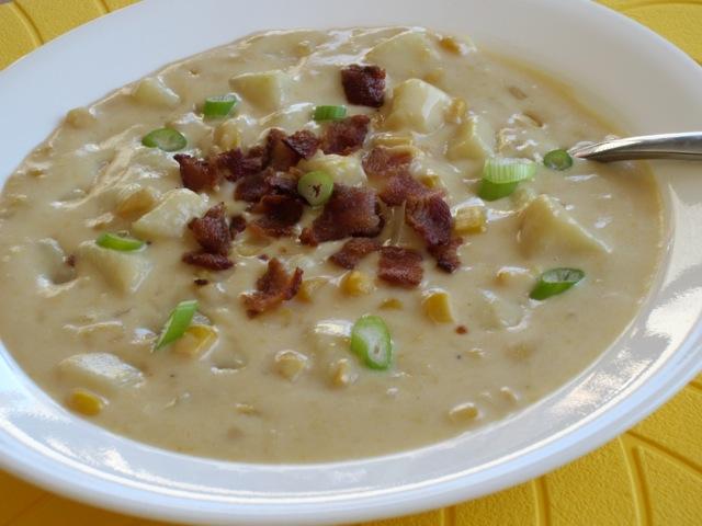 Cream of Sweet Corn Soup myfavouritepastime.com_1691