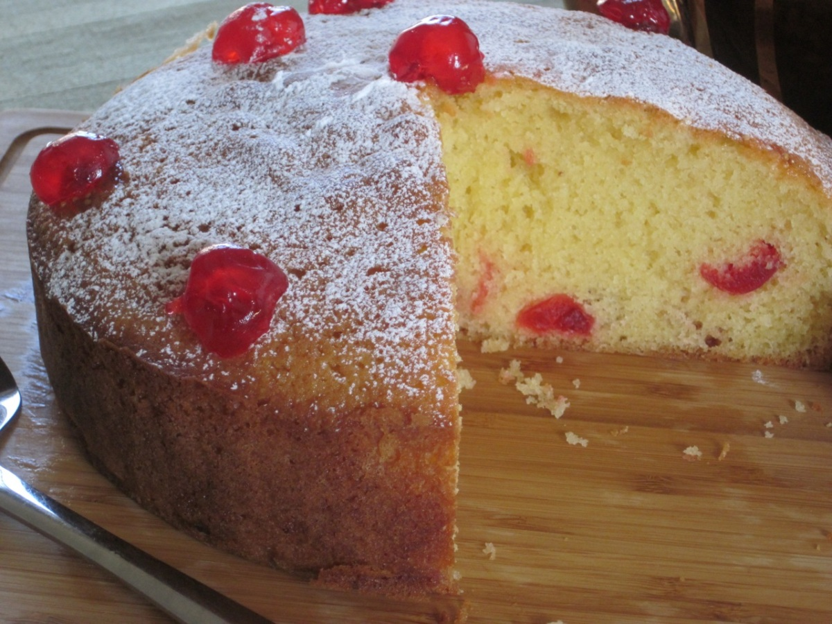 Genoa Cake Recipe