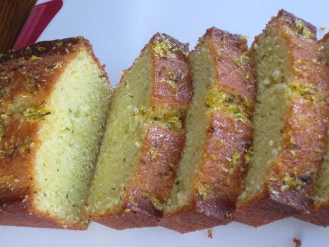 Lemon Thyme Loaf myfavouritepastime.com_2023