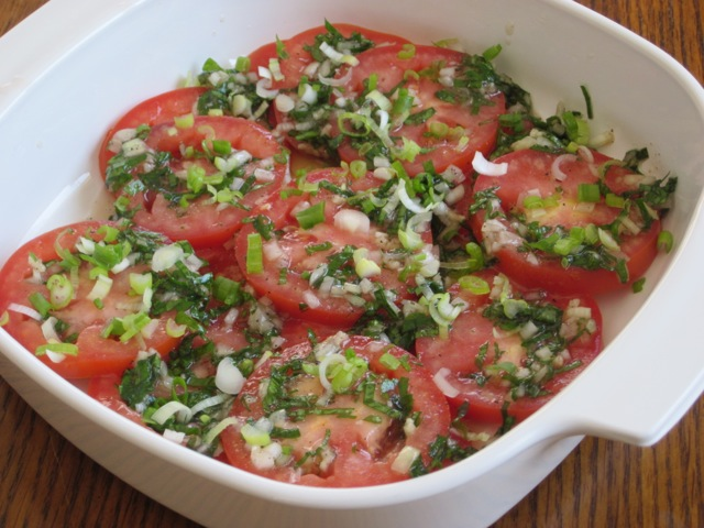Tomato Salad with Fresh Herbs myfavouritepastime.com_1179