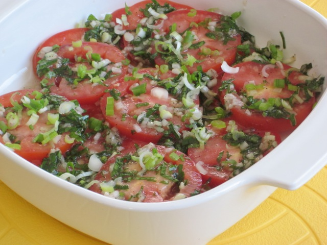 Tomato Salad with Fresh Herbs myfavouritepastime.com_1181