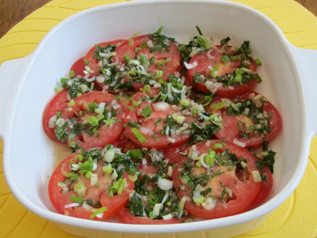 Tomato Salad with Fresh Herbs myfavouritepastime.com_1679