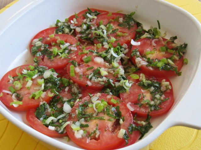 Tomato Salad with Fresh Herbs myfavouritepastime.com_1681