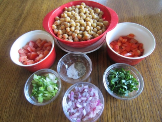 Chickpea Salad with Tahini Dressing myfavouritepastime.com_2353