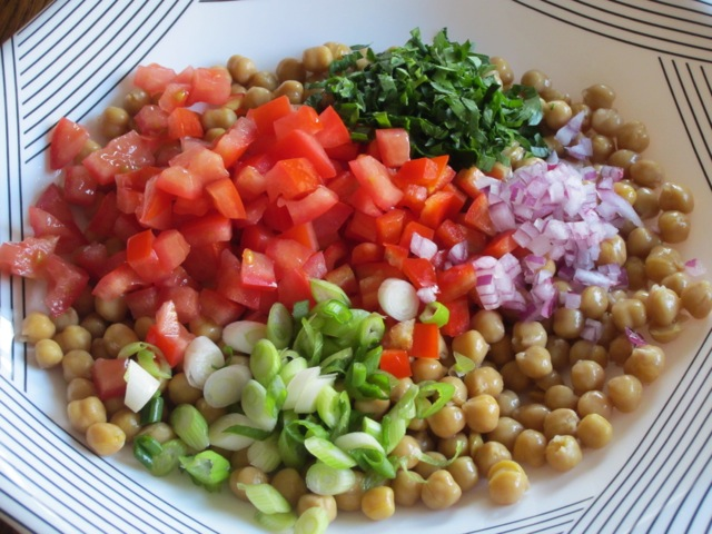 Chickpea Salad with Tahini Dressing myfavouritepastime.com_2354
