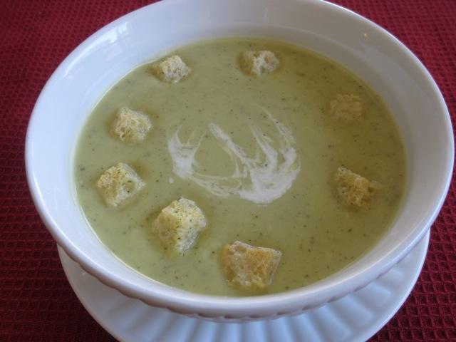 Cream of Zucchini Soup myfavouritepastime.com_1749