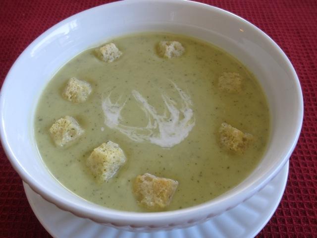 Cream of Zucchini Soup myfavouritepastime.com_1751