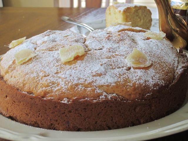 Double Ginger Cake myfavouritepastime.com_2170