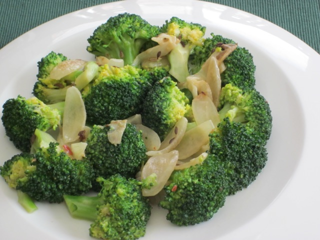 Spicy Broccoli with Fennel and Coconut Milk myfavouritepastime.com_1006