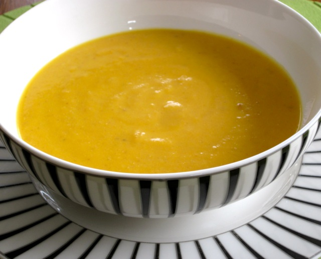 Spicy Carrot Soup with Yoghurt myfavouritepastime.com_2060