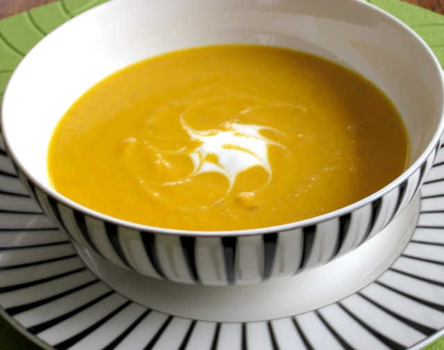 Spicy Carrot Soup with Yoghurt myfavouritepastime.com_2064