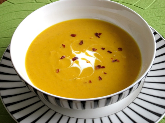 Spicy Carrot Soup with Yoghurt myfavouritepastime.com_2073