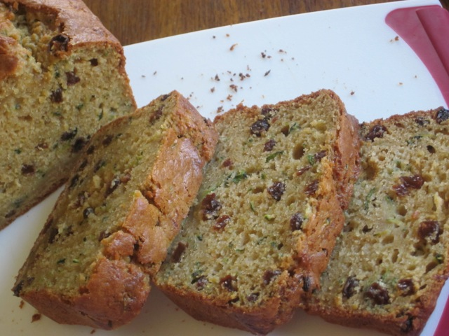 Zucchini Raisin Bread myfavouritepastime.com_2393