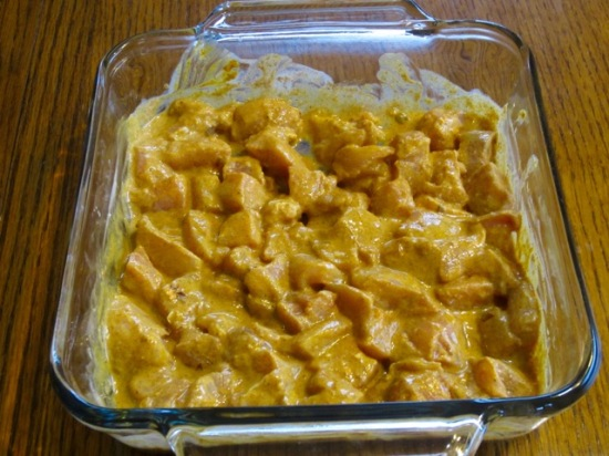 Butter Chicken myfavouritepastime.com
