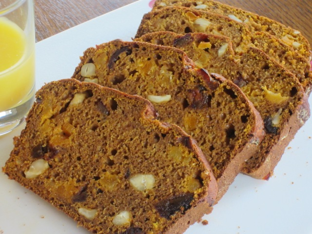 Date Apricot and Cashew Pumpkin Bread myfavouritepastime.com_2186