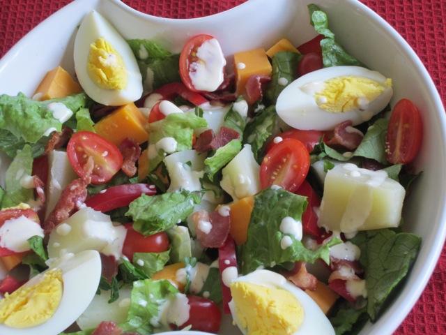 Potato Egg and Cheddar Salad myfavouritepastime.com_2409
