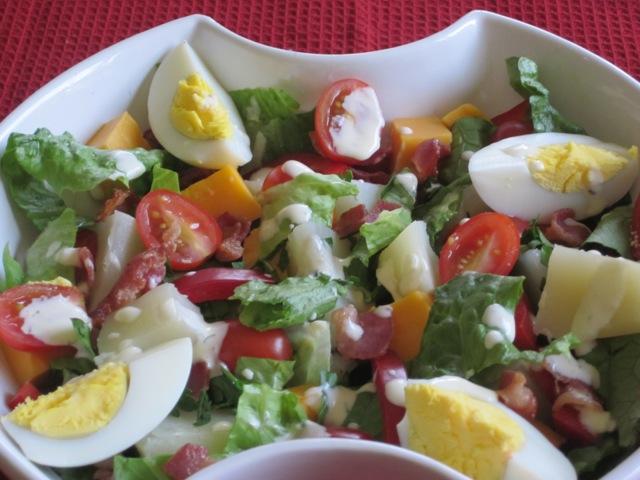 Potato Egg and Cheddar Salad myfavouritepastime.com_3111