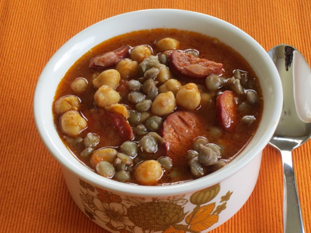 Spiced Lentil and Chickpea Soup myfavouritepastime.com_2518