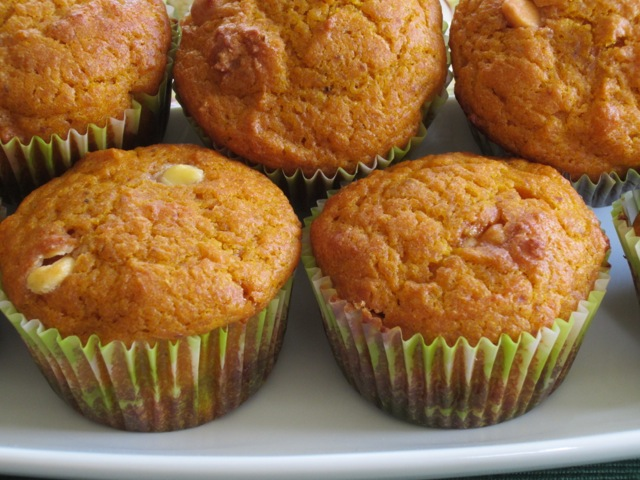 Spicy Pumpkin and Chocolate Chip Muffins myfavouritepastime.com_2309