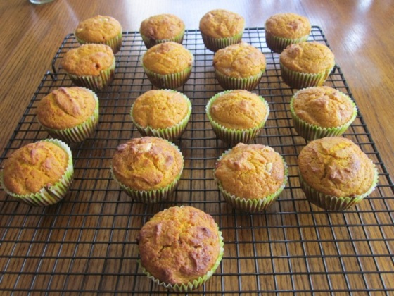Spicy Pumpkin and Chocolate Chip Muffins myfavouritepastime.com_2955