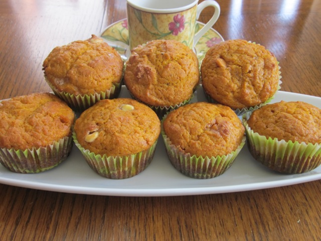 Spicy Pumpkin and Chocolate Chip Muffins myfavouritepastime.com_2966