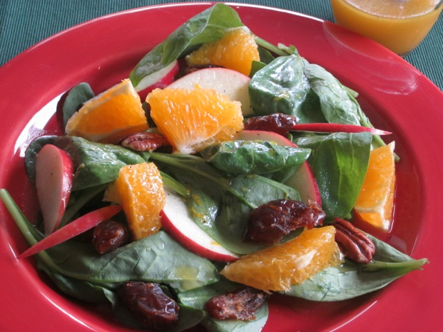 Spinach Orange and Date Salad myfavouritepastime.com_2843