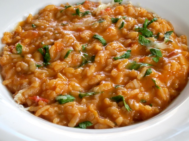 Tomato and Parsley Risotto with Red Wine myfavouritepastime.com_2612