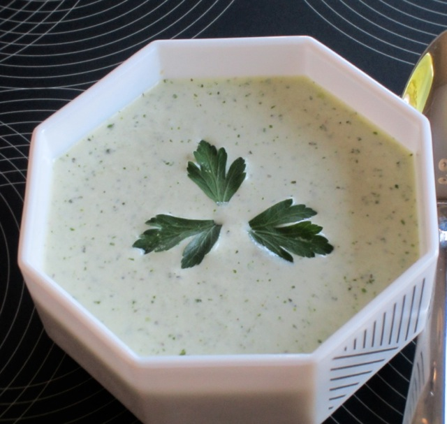 Minty Cucumber and Yoghurt Soup myfavouritepastime.com_2433