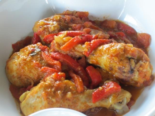 Basque Style Chicken myfavouritepastime.com_2918