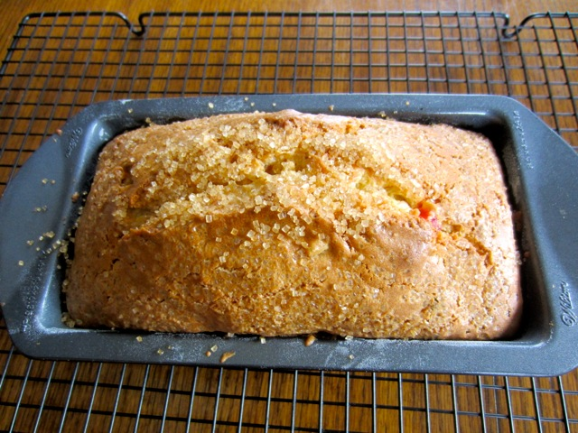 Crunchy Apricot Ginger and Cherry Cake myfavouritepastime.com_3080