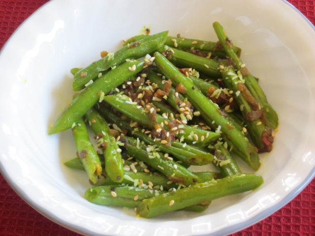 Spicy Green Beans myfavouritepastime.com_4594