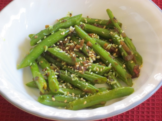 Spicy Green Beans myfavouritepastime.com_4595