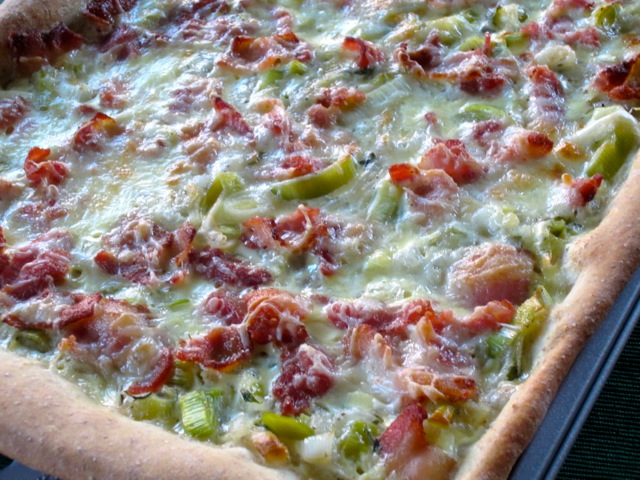 Bacon and Leek Flatbread myfavouritepastime.com_2865