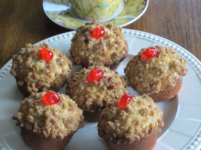 Cherry Sultana and Lime Muffins myfavoritepastime.com_3177