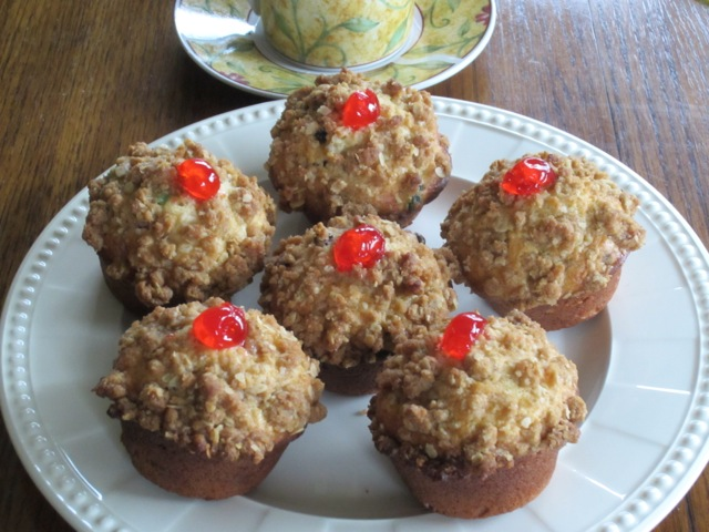 Cherry Sultana and Lime Muffins myfavoritepastime.com_3179