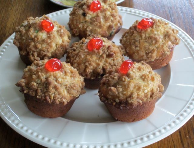 Cherry Sultana and Lime Muffins myfavoritepastime.com_3180_2