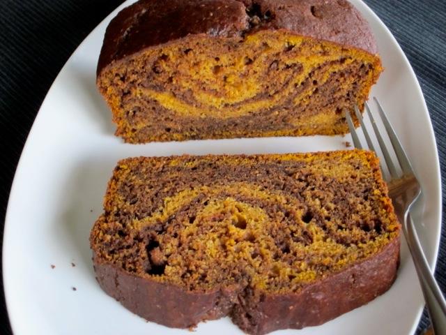Chocolate Swirl Pumpkin Bread myfavouritepastime.com_5358