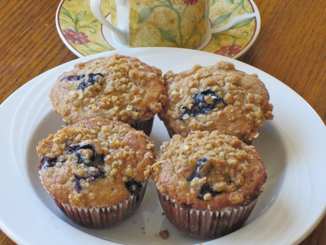 Blueberry Banana Muffins myfavouritepastime.com_3236