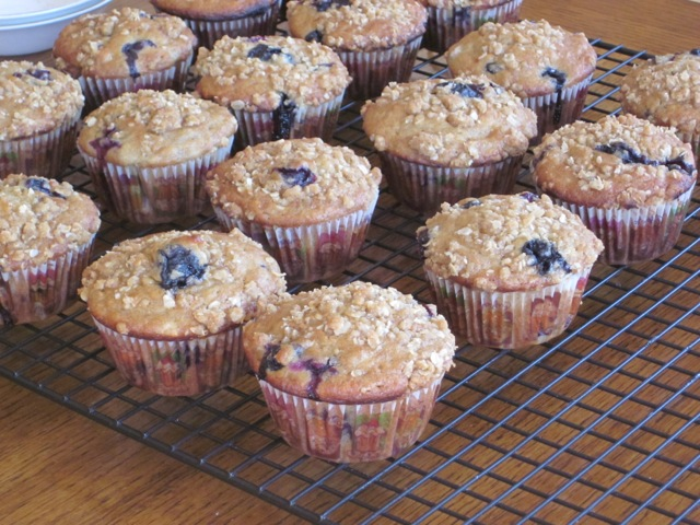 Blueberry Banana Muffins myfavouritepastime.com_4976