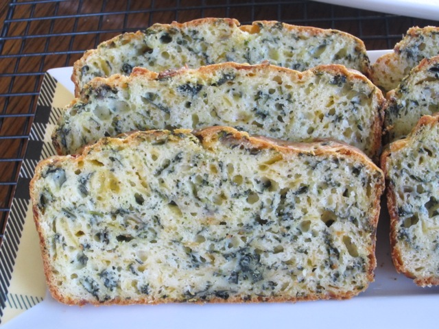 Spinach and Cheddar Bread myfavouritepastime.com_3300
