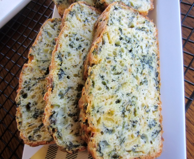 Spinach and Cheddar Bread myfavouritepastime.com_3303