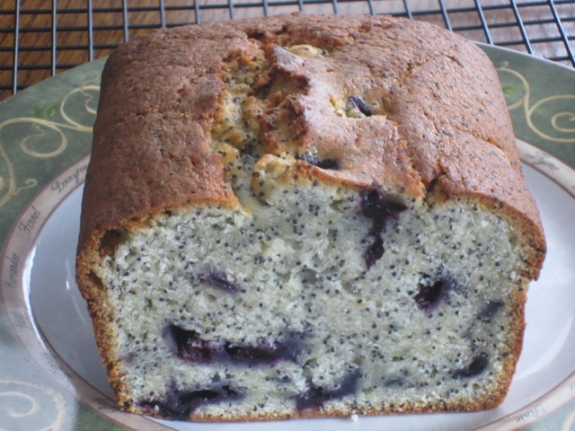 Lemon Poppy Seed Blueberry Cake myfavouritepastime.com_3590